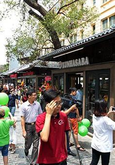 Mô hình xã hội hóa phố sách thành công tại Hà Nội
