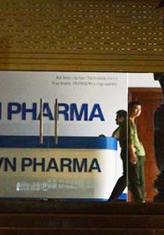 TAND TP.HCM báo cáo Tòa án nhân dân tối cao về vụ VN Pharma