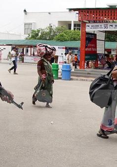 Đấu súng ở Kashmir, 8 người thiệt mạng