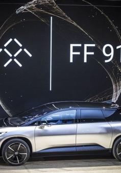 """""""Lạ mắt"""" những mẫu xe điện độc đáo tại CES 2017"""