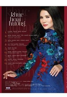 Sao mai Thành Lê ra album kỷ niệm 10 năm ca hát