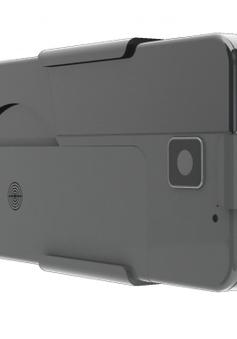 Cảnh báo súng ngắn giống hệt iPhone