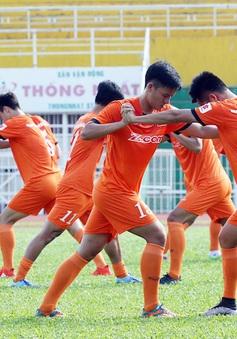 VIDEO: Buổi tập thứ 4 của ĐT U23 Việt Nam trước trận đấu với U23 Malaysia