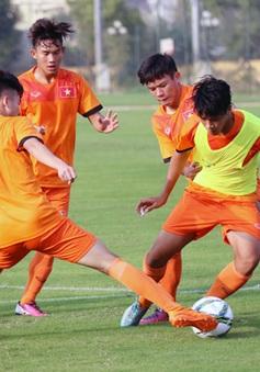 ĐT U18 Việt Nam đã sẵn sàng tham dự giải bóng đá trẻ quốc tế ASEAN-Côn Minh 2017