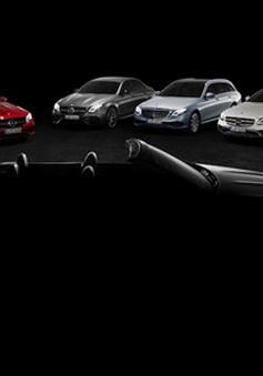 Mercedes E-Class sắp có bản mui trần