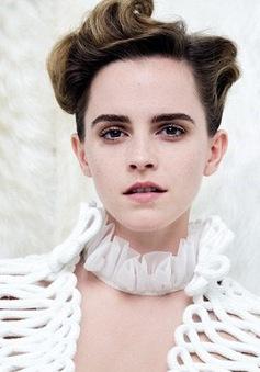 Emma Watson lần đầu khoe ảnh nóng bỏng trên tạp chí