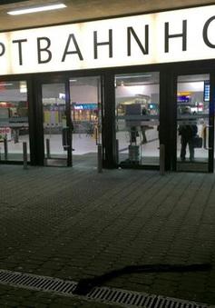 Tấn công bằng rìu ở Đức, 7 người bị thương