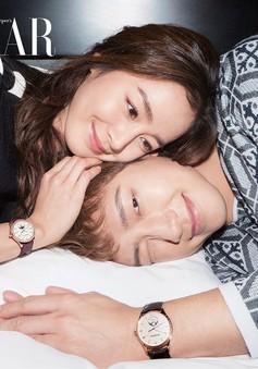 Rain ngất ngây trong men say hạnh phúc, chờ đón đứa con đầu lòng với Kim Tae Hee