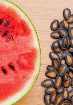 Đừng bỏ phí 8 tác dụng chữa bệnh thần kỳ của hạt dưa hấu