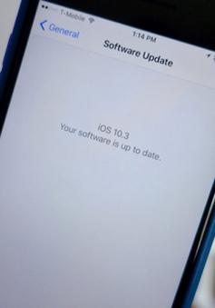 Mẹo sửa lỗi mất mật khẩu đăng nhập iCloud trên iPhone