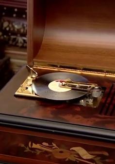 Café Sáng với VTV3: Niềm đam mê đối với những chiếc hộp nhạc