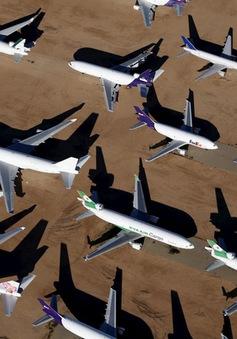 Tới nghĩa địa máy bay ở Mỹ