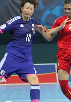 Đội tuyển Futsal nữ Việt Nam tập trung chuẩn bị tham dự SEA Games 29