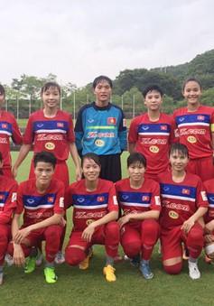 ĐT nữ Việt Nam hòa 1-1 trong trận đấu tập với CLB Okayama Selection Team (Nhật Bản)