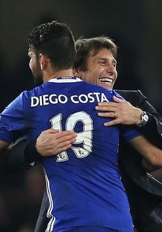 Bị cho ra rìa, Diego Costa chỉ trích Conte thậm tệ