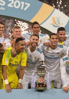 Real Madrid nối dài kỷ lục ghi bàn liên tiếp