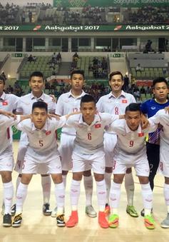 Thắng trận thứ hai liên tiếp, ĐT futsal Việt Nam giữ nguyên quyền tự quyết