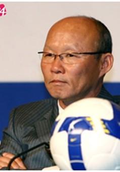 HLV Park Hang Seo đặt mục tiêu đưa bóng đá Việt Nam dự Olympic Tokyo 2020
