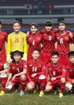 VCK U19 nữ châu Á 2017 (bảng B): ĐT Việt Nam 0-8 ĐT Nhật Bản