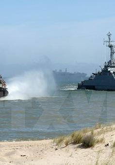 Albania và NATO tiến hành cuộc diễn tập quân sự chung