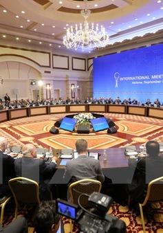 Nga-Thổ Nhĩ Kỳ-Iran bắt đầu đàm phán tại Astana về xung đột ở Syria