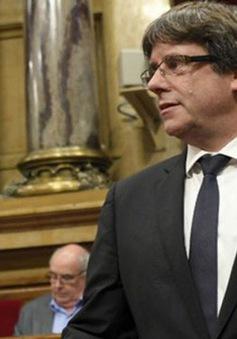 Cựu Thủ hiến vùng Catalonia được tạm tha có điều kiện