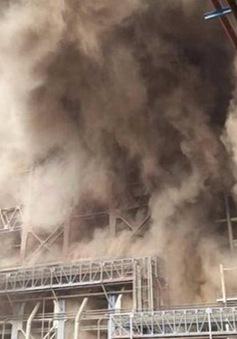 Hàng trăm người thương vong trong vụ nổ nhà máy nhiệt điện ở Ấn Độ