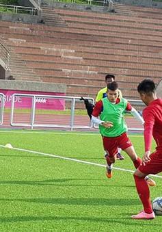 U19 Việt Nam chuẩn bị cho lượt trận thứ 2 tại bảng H: Chiến thắng và hơn thế nữa...