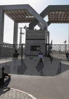 Ai Cập thông báo hoãn mở lại cửa khẩu với Dải Gaza vì lý do đặc biệt