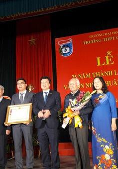 Khối THPT chuyên Hóa: 25 năm chinh phục những huy chương