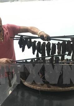 Thịt khô - món ăn đậm đà truyền thống của đồng bào Tây Nguyên