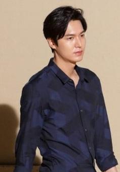 Lee Min Ho hoàn thành quảng cáo cuối cùng trước khi nhập ngũ