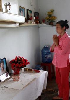 Nỗi đau người mẹ 4 lần chịu tang con