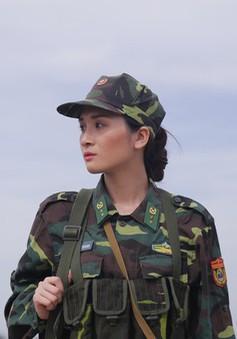 """Sao mai Thanh Thanh """"cứu nguy"""" cho MC """"Chúng tôi là chiến sĩ"""""""
