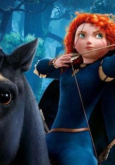 Những nữ anh hùng trong phim hoạt hình của Disney