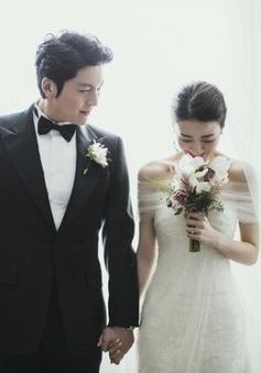 """Hé lộ hình ảnh hiếm hoi từ đám cưới của """"Lưu Diệc Phi Hàn Quốc"""""""