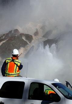 Dỡ bỏ lệnh sơ tán ở đập cao nhất nước Mỹ
