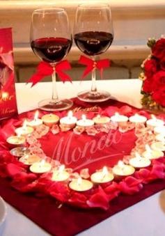Những món quà Valentine độc đáo, ý nghĩa dành tặng nửa yêu thương