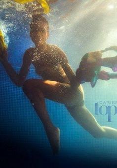 Lộ diện concept chụp ảnh dưới nước tệ nhất trong các phiên bản Next Top Model