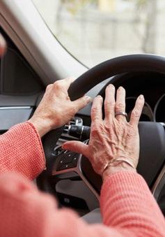 Những dấu hiệu cảnh báo đến lúc nên dừng lái xe