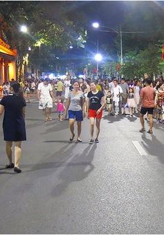 Gần 20 triệu lượt du khách tới Hà Nội 9 tháng đầu năm 2018