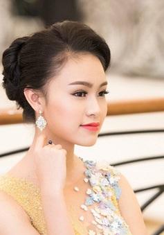 """Người đẹp tri thức của Hoa hậu Việt Nam ngày càng """"lột xác"""" yêu kiều"""