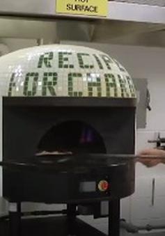 Lạ lùng nhà hàng pizza trong nhà tù