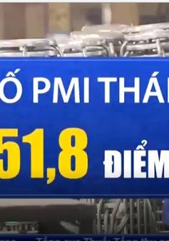 Chỉ số PMI của Việt Nam tăng nhẹ