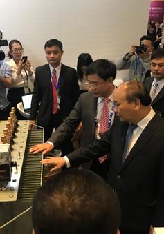 Bế mạc Hội thảo – Triển lãm Quốc tế về Phát triển Công nghiệp thông minh