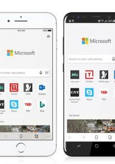 Microsoft ra mắt trình duyệt Edge trên Android và iOS