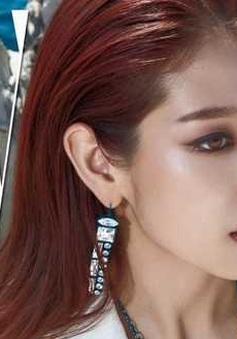 Park Shin Hye hóa quý cô sang trọng trên tạp chí W