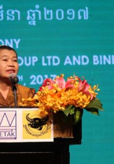 Hợp tác nông nghiệp Việt Nam - Campuchia