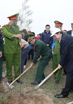 """Phát động Tết trồng cây """"Đời đời nhớ ơn Bác Hồ"""" Xuân Đinh Dậu"""