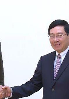 Đẩy mạnh hợp tác quốc phòng Việt Nam - EU